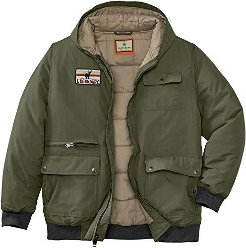 Legendary Whitetails mens The Marksman Jacket