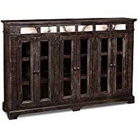 Onyx 72 China Cabinet/Bookcase/Sideboard