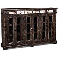 Onyx 72 China Cabinet/Bookcase/Sideboard
