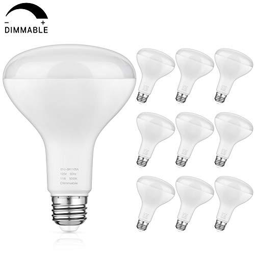75 Watt Br30 Flood Light Bulbs