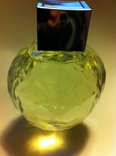 io Armani Diamonds Eau de Parfum Spray for Women, 3.4 Fluid Ounce ()