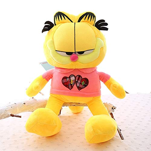 VIDANL Plush Cat Toys Cute Plush Stuffed Toy Animal Cat Doll Anime Cartoon Figure Doll Kids Birthday Gift Must Have Toys Funny Gifts Girls Favourite Characters Superhero Stickers UNbox Game by VIDANL