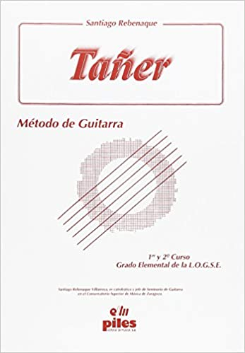Método de Guitarra: Amazon.es: Santiago Rebenaque: Libros
