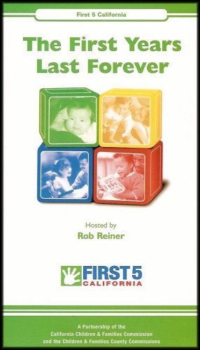I Am Your Child Series (Educating Parents on a Child's Healthy Brain Development - Prenatal Through the First Early Years) [6 VHS Set]