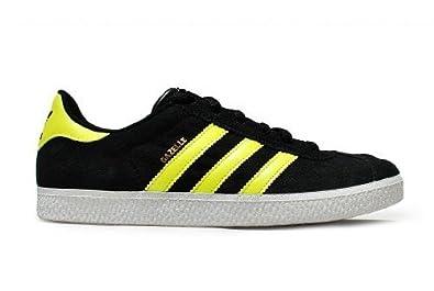 adidas gazelle gialle e nere