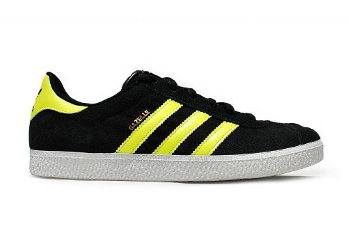 adidas Gazelle 2 J G97271 Nere e Giallo Volt: Amazon.it
