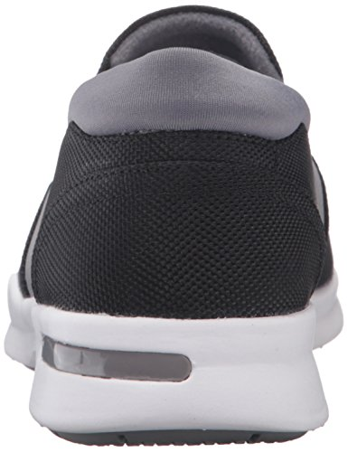 grey Uk Us 5 Low Top Womens On 0 Fashion Sneakers Vantage Softwalk Size Slip Black 7 HwqO6Zxz