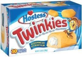 100 Twinkies (100 units)