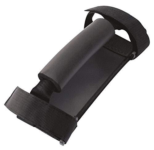 RAMPAGE PRODUCTS 769301 Deluxe Universal Cramp Killer Grab Handles, Black - -