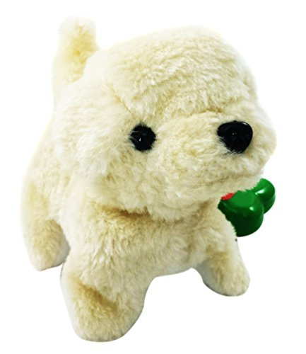 Play Right Remote Control Puppy - Cream Colored