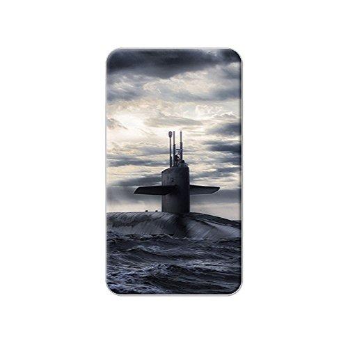 Nuclear Submarine at Sea Metal Lapel Hat Shirt Purse Bag Pin Tie Tack Pinback (Hat Shirt Pin)