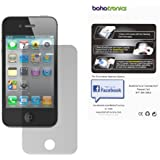 iPhone 4S Privacy Screen Protector 4S/4 (Verizon/AT&T/Sprint) [Retail Packaging]