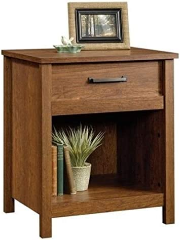 BOWERY HILL Nightstand in Milled Cherry