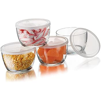 Amazon Glass Bowls With Lids