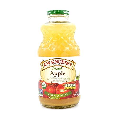 Knudsen, Organic Apple Juice, 32 oz