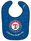 WinCraft MLB Texas Rangers WCRA2004614 All Pro Baby Bib