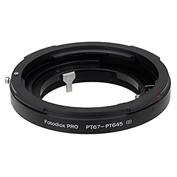 Fotodiox Pro Lens Mount Adapter, Pentax 67 (6x7) Lens To Pentax 645 Camera Adapter, Fits Pentax 645d, 645n, 645 0