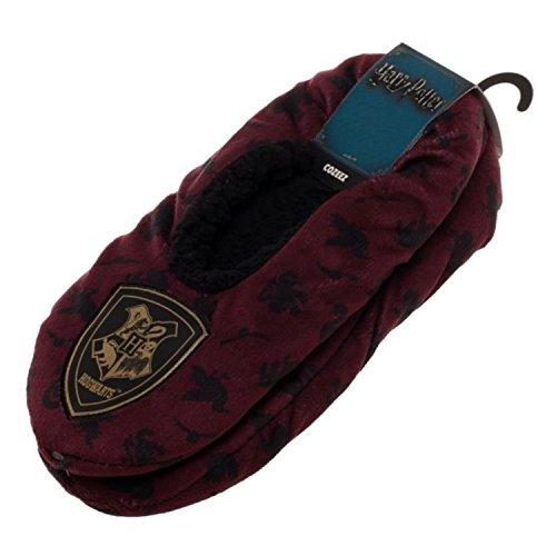 Potter Harry Poudlard Pantoufles femmes pour XL L confortables qgaqIwX