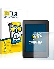 BROTECT Glas Screenprotector compatibel met Amazon Kindle Paperwhite 2015 (7. Generatie) - Beschermglas met 9H hardheid