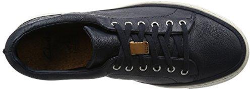Clarks Scarpe Stringate Uomo Leather Lace Blu Ballof Navy rzEwaz