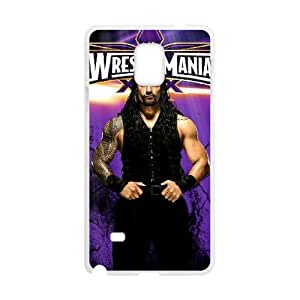 Samsung Galaxy Note 4 Cell Phone Case White WWE 001 HIV6755169525805