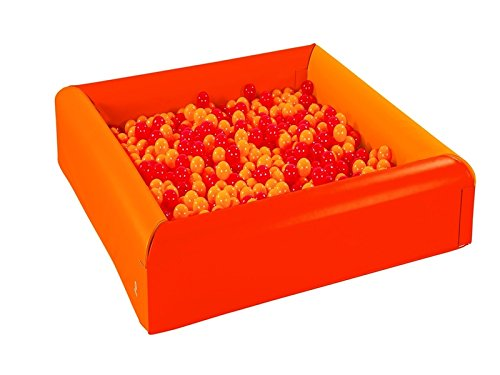 WESCO NA Maxi Pack Dual-Colored Ball Pool Pit 47389 With 1,000 Balls by WESCO NA (Image #1)