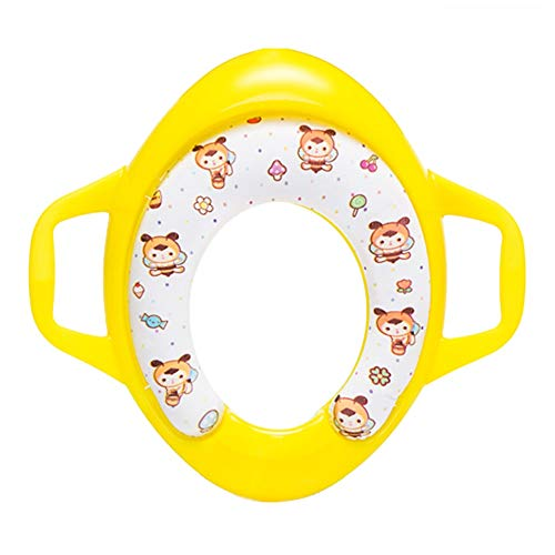 Autumn Water Kids Detachable Portable Potty Ring Training Toilet Seat for Boys and Girls Toddler Potty seat for Round and Oval Toilets by Autumn Water