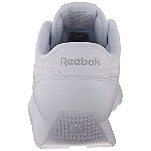 Reebok Women's CL Renaissance Fashion Sneaker, White/Steel, 7 D US