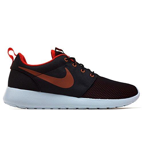 Nike ACG - Zapatillas de senderismo de cuero nobuck para hombre Marrón