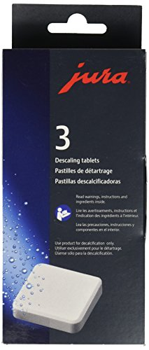 Jura Decalcifying/Descaling Tablets (9 tablets)