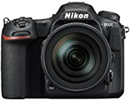 Nikon D500 DX-Format Digital SLR with 16-80mm ED VR Lens