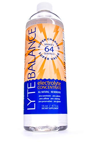 Lyte Balance Electrolyte Concentrate - 16 oz; 64 Servings