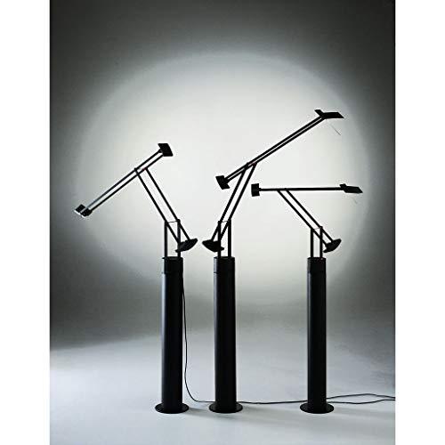 (Artemide Tizio Floor Lamp | Black - Classic - LED)