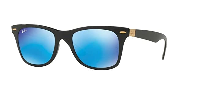Amazon.com: Ray-Ban RB4195 WAYFARER LITEFORCE - Gafas de sol ...