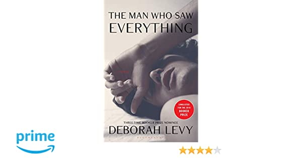 Amazon com: The Man Who Saw Everything (9781632869845