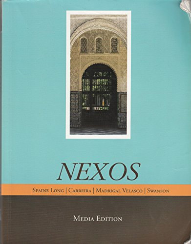 By Sheri Spaine Long - Nexos (Looseleaf Version with Audio CD): 2nd (second) Edition