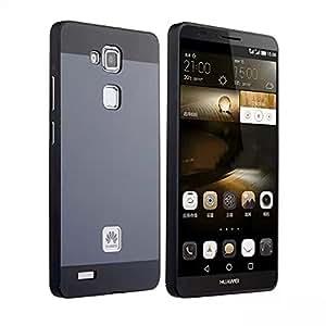 Ebestsale Brand New Hoco Duke Real Genuine Leather Flip Case Cover for Samsung Galaxy S5 Sv G900 I9600 (black)