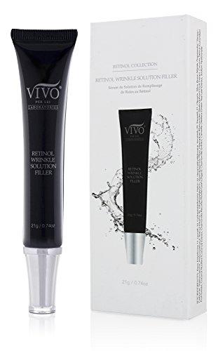 Vivo Labs Retinol Wrinkle Solution Filler Treatment, 21 g/ 0.74 oz