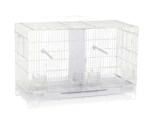 Prevue Hendryx Breeder Cage, White by Prevue Pet Products