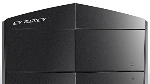 Lenovo X315 Gaming Desktop (AMD FX, 8 GB RAM, 1 TB HDD + 128 GB SSD, Windows 10) 90AY000HUS