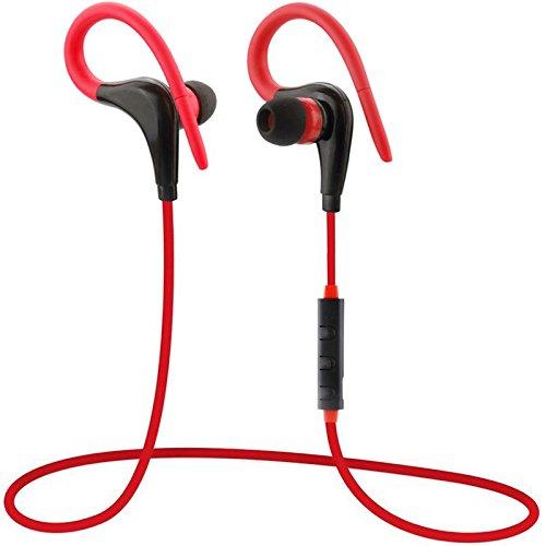 Auriculares inalambricos por bluetooth wireless con microfono integrado para telefono movil mp3 mp4 4610rj