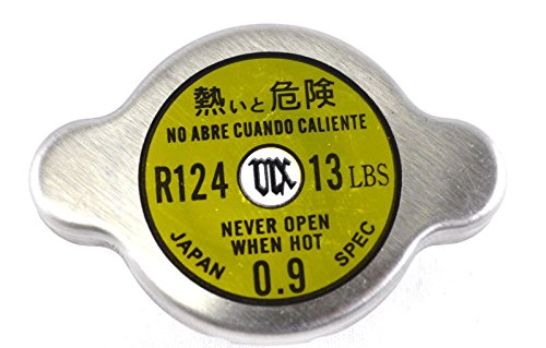 PT Auto Warehouse R124 - Radiator Cap, 13 PSI (2002 Kia Rio Radiator)