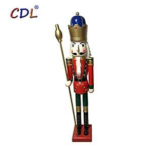 4ft 5ft 6ft giant wooden nutcracker king for 4 foot nutcracker decoration