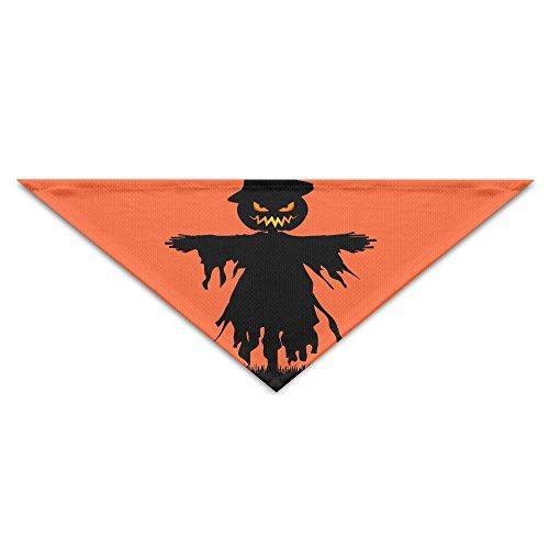 HFXFM's Scary Scarecrow Halloween Neck Scarf Tie Slobber