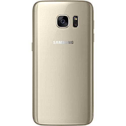 Samsung Galaxy S7 Duos G930F/DS Unlocked Android Phone (Gold)