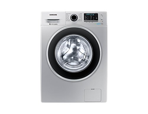 Samsung WW80J5410GS Fully-automatic Front-loading Washing Machine (8 Kg, Silver)