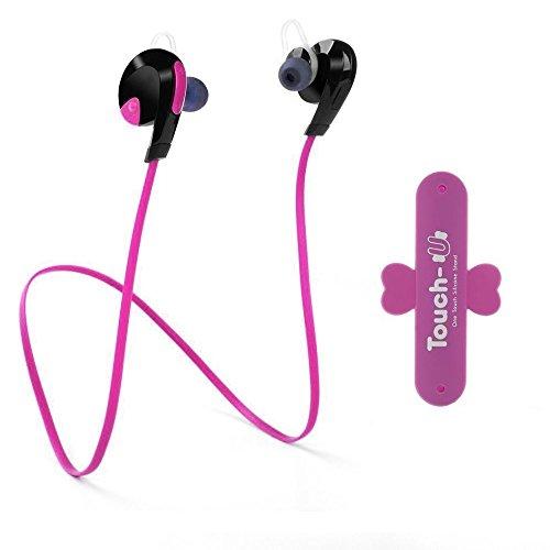 Bluetooth Headphone Lightweight Sweatproof Handsfree
