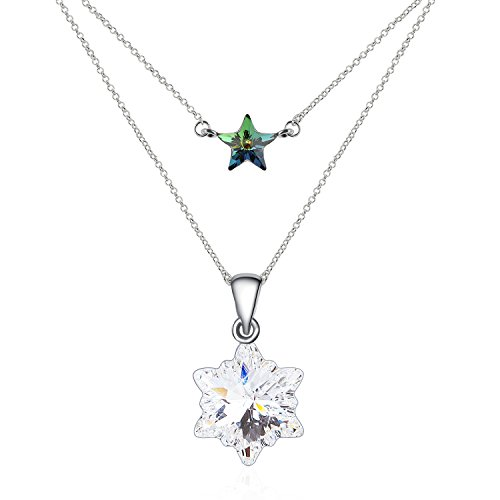 Necklace, Limited Edition Christmas Gift with Exquisite Package 925
