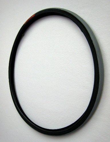 "25x1"" Gray Dark Skin Racer Sports & Court Tire - Pair"