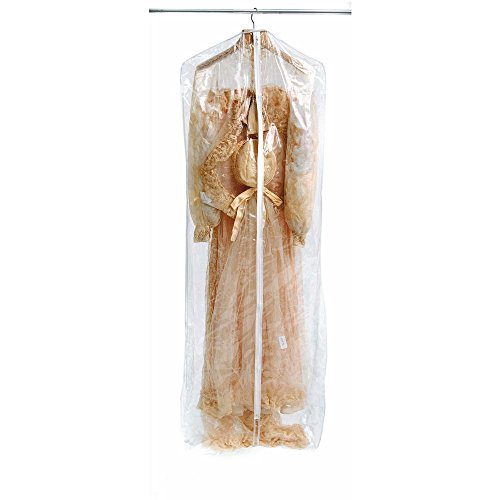 60'' (H) Hanging Garment Bag, Case of 72 by Retail Resource